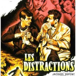 Affiche Les distractions de Jacques Dupont