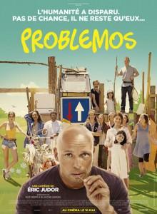 Affiche Problemos d'Eric Judor