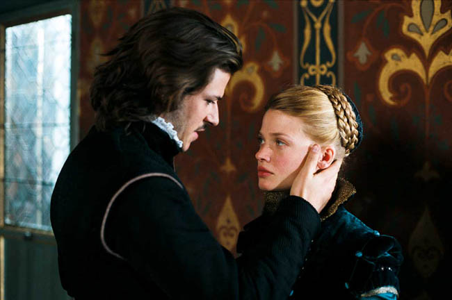 Mélanie Thierry et Gaspard Ulliel dans La Princesse Montpensier de Bertrand Tavernier