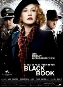 Affiche Black Book de Paul Verhoeven