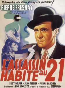 L'assassin habite au 21 d'Henri Georges Clouzot