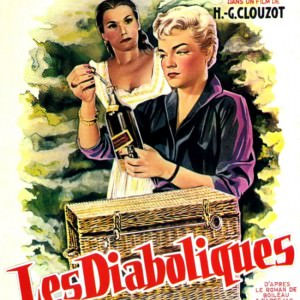 Les diaboliques d'Henri Georges Clouzot