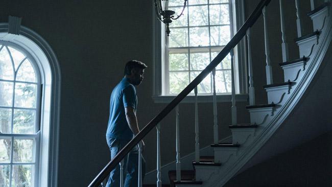 Colin Farrell dans Mise à mort du cerf sacré de Yorgos Lanthimos