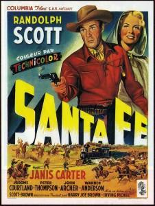 Santa Fe d'Irving Pichel