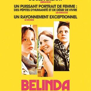 Affiche Belinda de Marie Dumora
