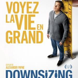 Affiche Downsizing d'Alexander Payne