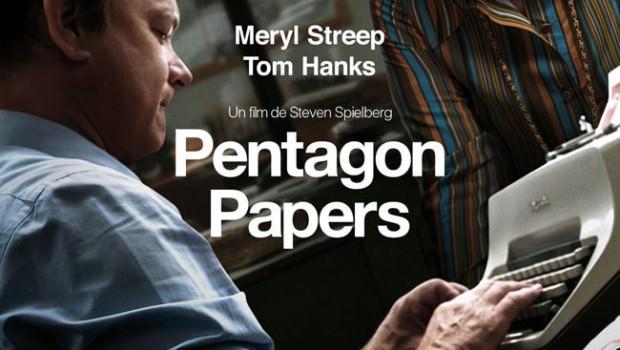Pentagon Papers de Steven Spielberg