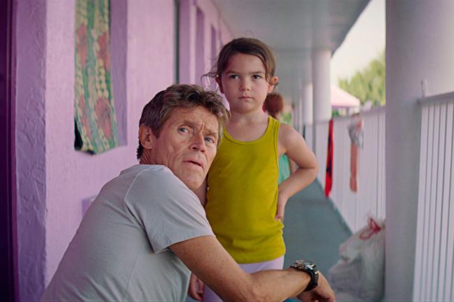 Willem Defoe dans The Florida project de Sean Baker