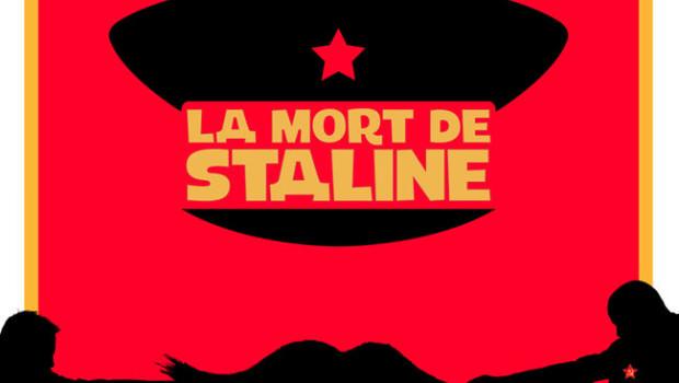 La Mort de Staline d'Armando Iannuci