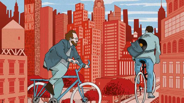 Manhattan Stories de Dustin Guy Defa