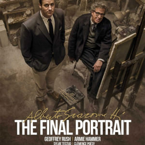 Alberto Giacometti, the final portrait de Stanley Tucci