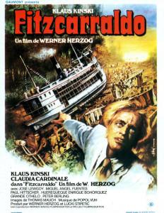 Fitzcarraldo de Werner Herzog pour le dossier du numéro 653 de l'Avant-Scène Cinéma
