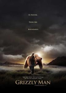 Grizzly Man de Werner Herzog pour le dossier du numéro 653 de l'Avant-Scène Cinéma