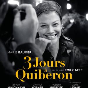 Trois jours à Quiberon d'Emily Atef