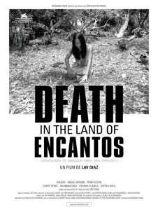 Death in the land of Incantos de Lav Diaz