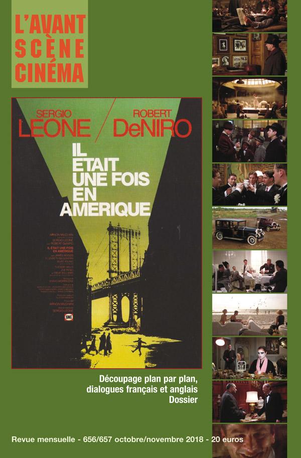 Il était une fois en Amérique de Sergio Leone