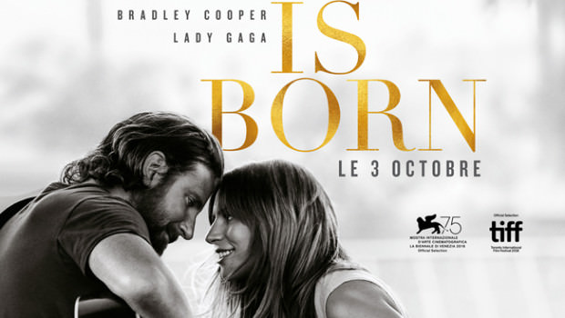 A star is born de Bradley Cooper