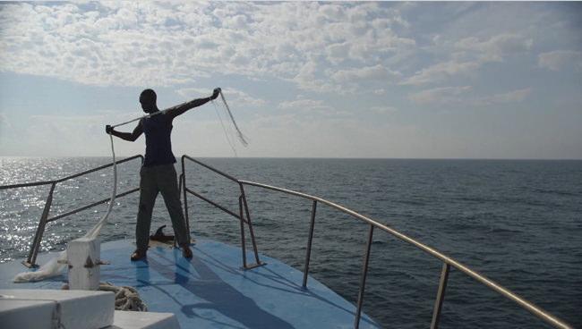 Des hommes à la mer de Lorris Coulon