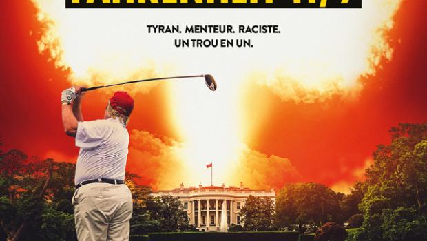 Farenheit 11/9 de Michael Moore