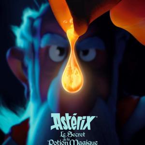 Astérix et le secret de la potion magique d'Alexandre Astier et Louis Clichy