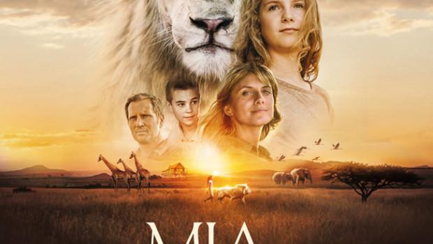 Mia et le lion blanc de Gilles de Maistre