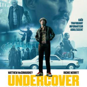 Undercover une histoire vraie de Yann Demange