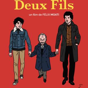 Affiche de Deux Fils de Félix Moati