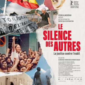 Affiche Le Silence des Autres d'Almuneda Carracedo