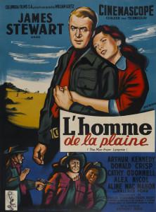 Affiche L'homme de la Plaine d'Anthony Mann - Dossier Numéro 660 Avant-Scène Cinéma