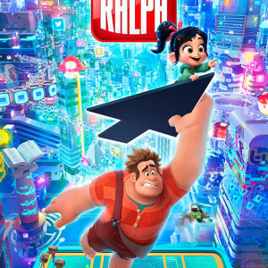 Affiche Ralph 2.0 de Rich Moore et Phil Johnston