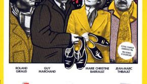Affiche de Vaudeville de Jean Marboeuf - Coffret DVD de trois films