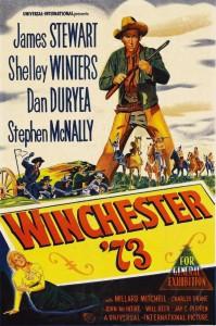Affiche Winchester 73 d'Anthony Mann - Dossier Avant-Scène Cinéma 660