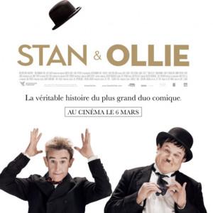 Stan et Ollie de Jon S Baird