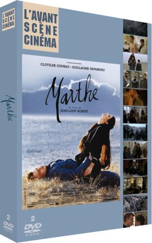 Dvd Avant-Scène Cinéma Marthe de Jean-Loup Hubert