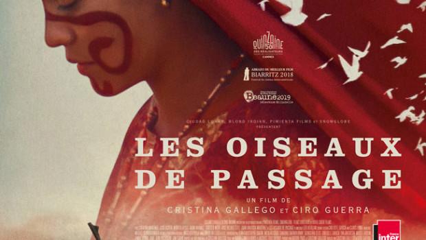 Les Oiseaux de passage de Ciro Guerra et Cristina Gallego