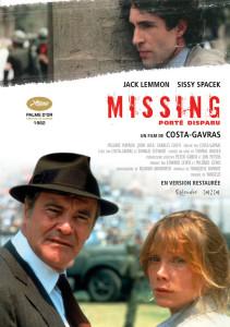 Missing Costa Gavras