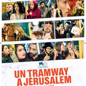 Un tramway à Jerusalem d'Amos Gitaï