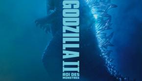 Godzilla 2, roi des monstres de Michael Dougherty