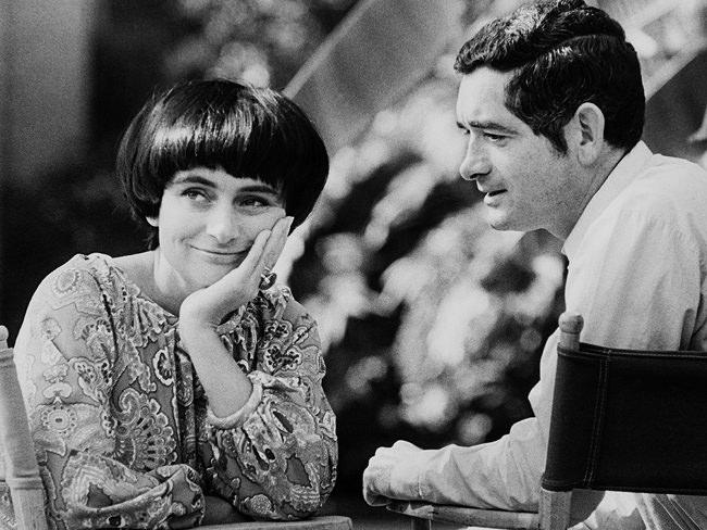 Agnès Varda et Jacques Demy