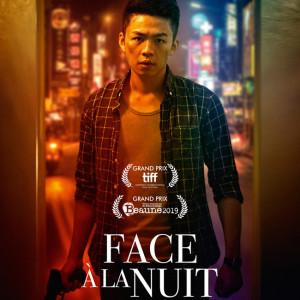 Face à la nuit de Wi-ding Ho