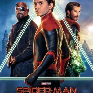 Spider man far from home de John Watts