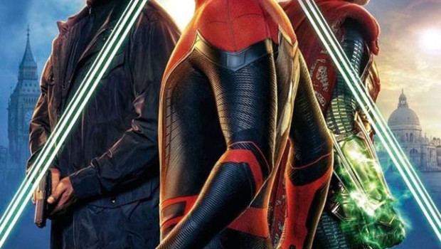 Spider man far from home de John Watts