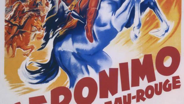 Geronimo, le peau rouge de Paul Sloane