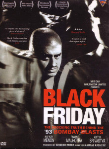 Affiche Black Friday d'Anurag Kashyap