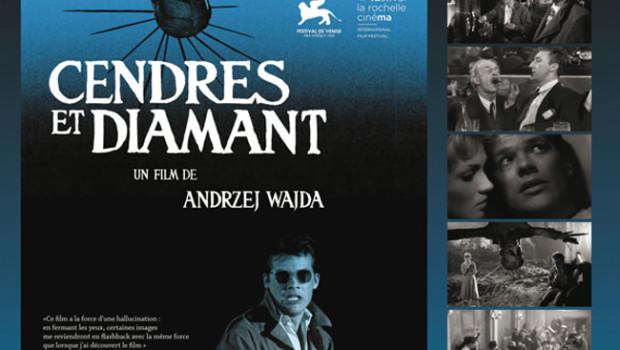 Couverture de Cendres et diamant d'Andrzej Wajda