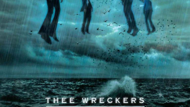 Thee wreckers tetralogoy - Un trip rock de Rosto