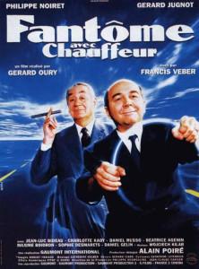Fantôme avec chauffeur de Gérard Oury