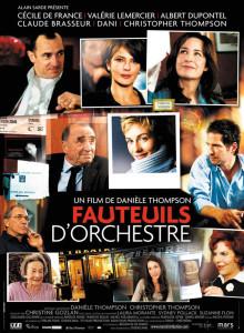 Fauteuils d'orchestre de Gérard Oury