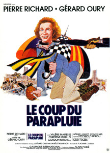 Le coup du parapluie de Gérard Oury