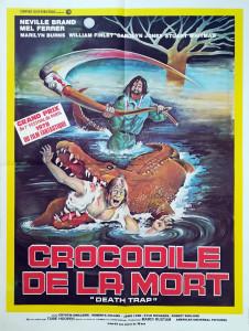 Le crocodile de la mort de Tobe Hooper